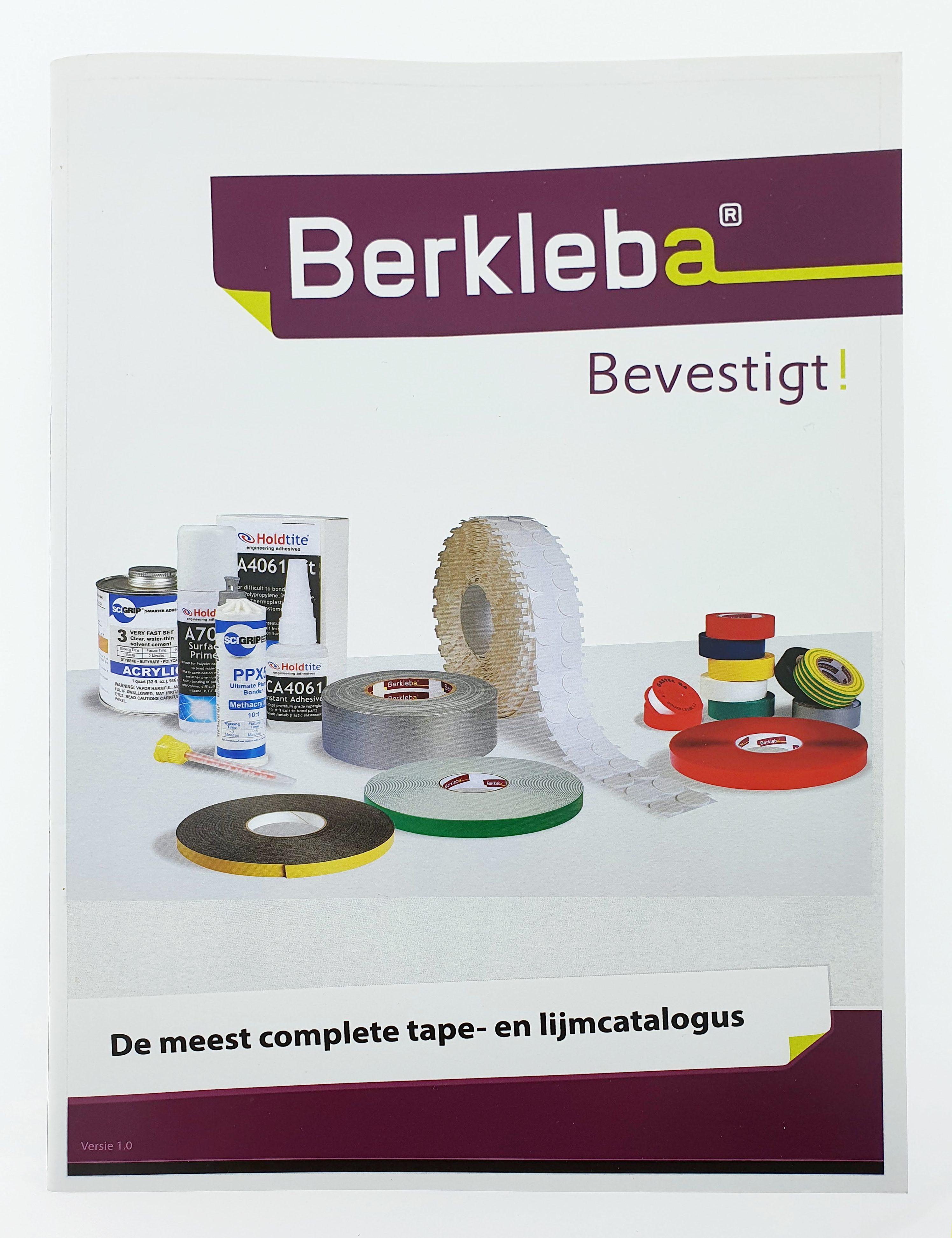 2011 nieuwe stijl tape en lijm catalogus