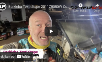 Tim Coronel over Berkleba tape
